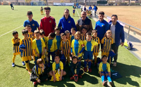 AT.SANT JUST 2-6 PREBENJAMÍ A