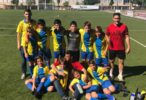 "ALEVÍ ""A"" 9-1 AT.SANT JUST"