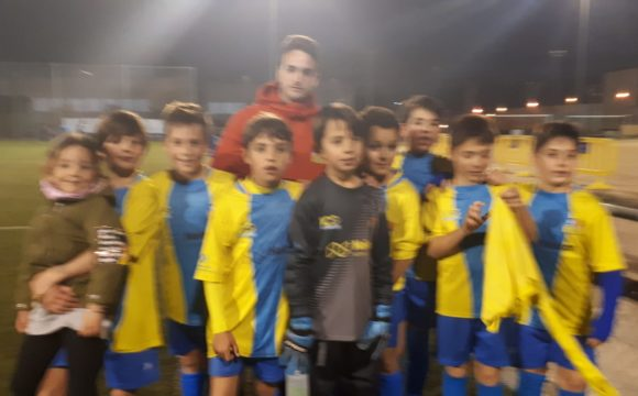 AT.SANT JUST 1-6 BENJAMÍ C