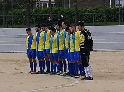 RAYO VILADECANS 5-1 AMATEUR A