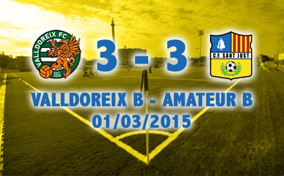 AMATEUR B 01-03-2015